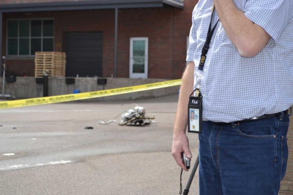Imagem de Executivo quase morre após cair de jet pack durante teste nos EUA no tecmundo