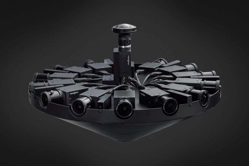 Imagem de Surround 360: câmera do Facebook tem código aberto e grava em 360 graus  no tecmundo