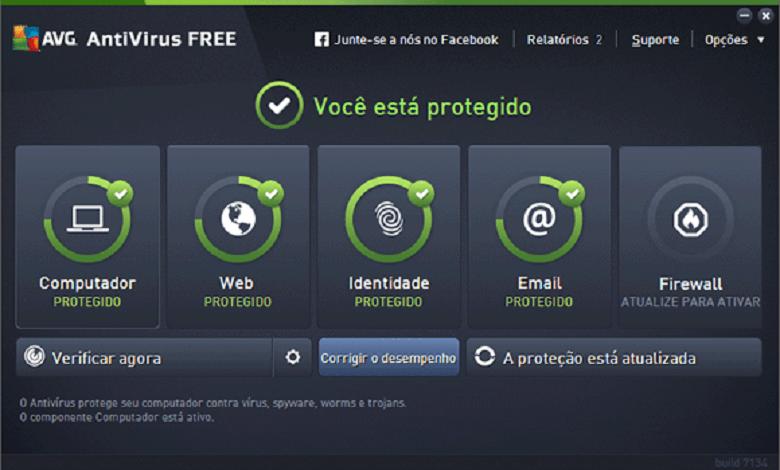 o melhor antivirus free