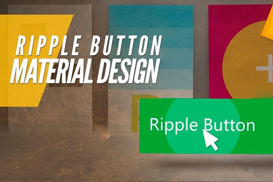 Imagem de Videoaula: aprenda a usar o efeito 'ripple' do Material Design [vídeo] no tecmundo