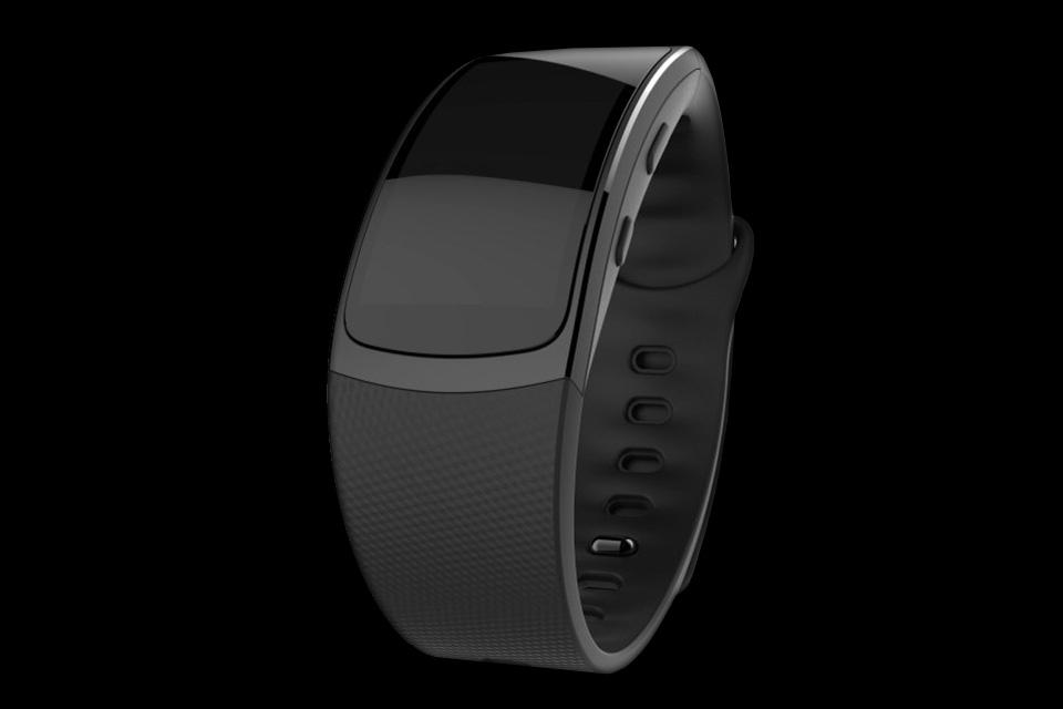 Imagem de Sita da própria Samsung deixa escapar imagens do Gear Fit 2 e do Gear IconX no tecmundo