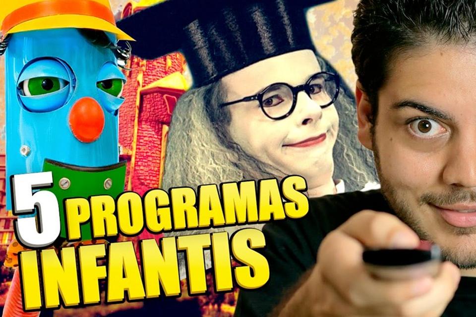 Imagem de Nostalgia pura: os 5 melhores programas infantis do anos 90 [vídeo] no tecmundo