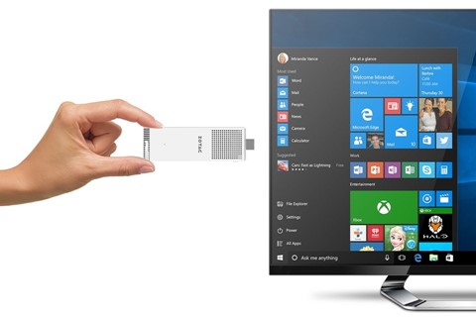 Imagem de Zotac lanças dois novos modelos de mini PCs do tamanho de smartphones no tecmundo