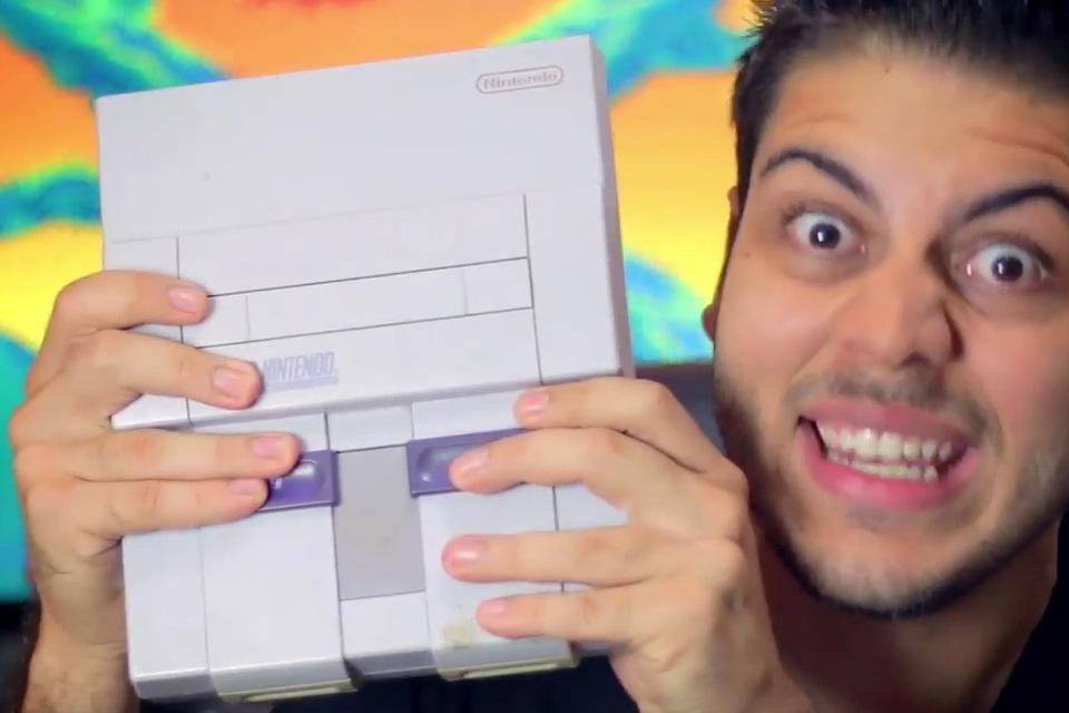 Imagem de Nerd Show relembra os 5 jogos mais difíceis do Super Nintendo no tecmundo