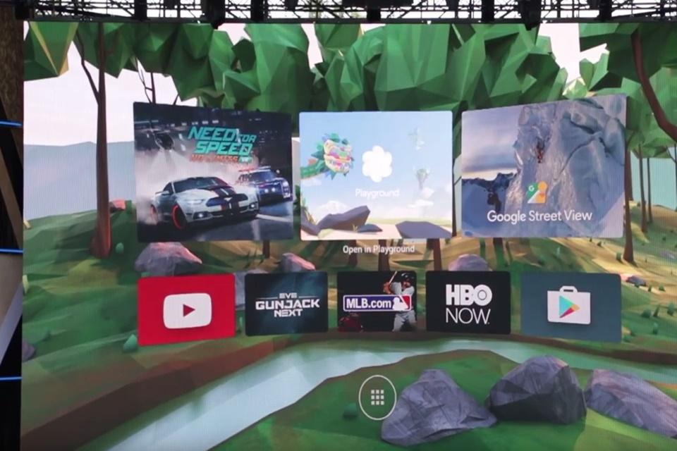 Imagem de Essa é Daydream, a plataforma da Google para realidade virtual no tecmundo