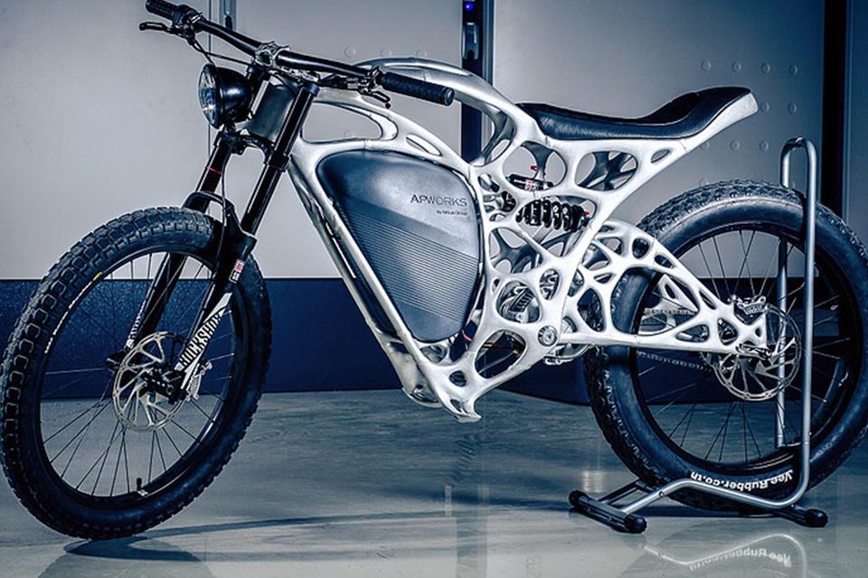Imagem de Light Rider: conheça a primeira moto elétrica impressa em 3D no tecmundo