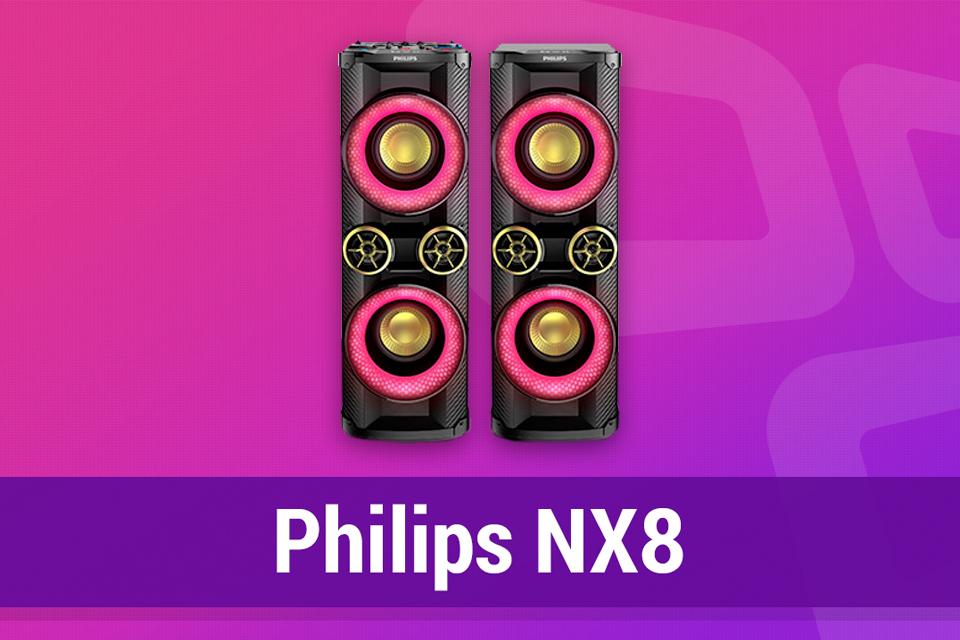 Imagem de Review: sistema de alto-falantes Philips NX8 no tecmundo