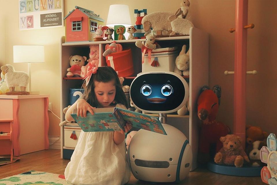 Imagem de CEO da ASUS revela quando o robozinho Zenbo deve chegar às lojas no tecmundo