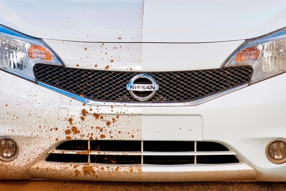 """Imagem de Descubra como funciona a tinta """"autolimpante"""" dos automóveis no tecmundo"""