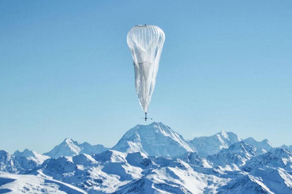 """Imagem de Conheça os """"balões de internet"""" da Google que estiveram no Brasil no tecmundo"""