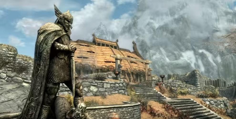 Imagem de Skyrim ganha Special Edition com gráficos incríveis e mods nos consoles no tecmundo