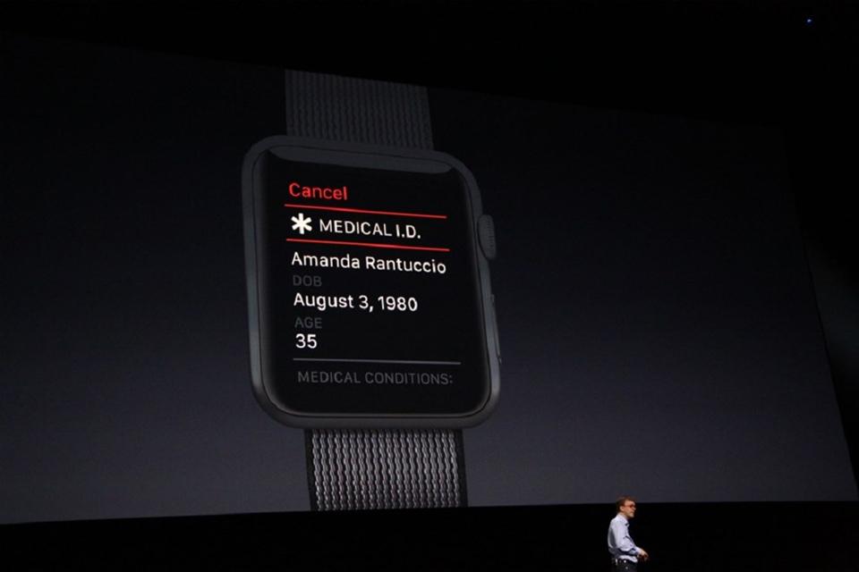 Imagem de Para emergências, Apple Watch agora funciona como botão SOS no tecmundo
