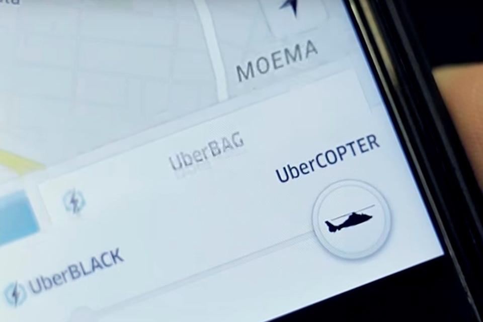Imagem de UberCOPTER: agora você pode dar um rolê de helicóptero em São Paulo no tecmundo