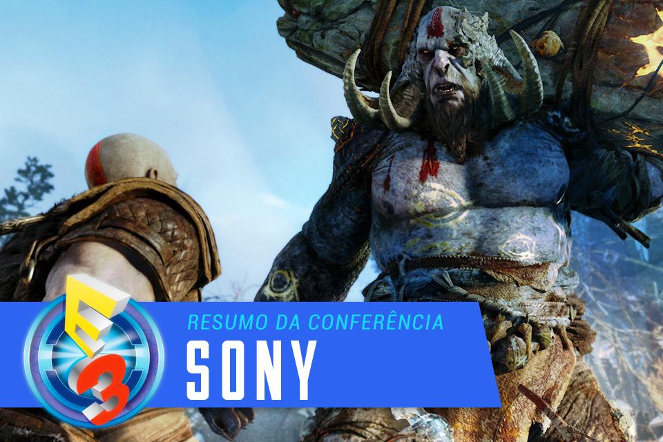 Imagem de E3 2016 – Resumo da Conferência: Sony [vídeo] no tecmundo