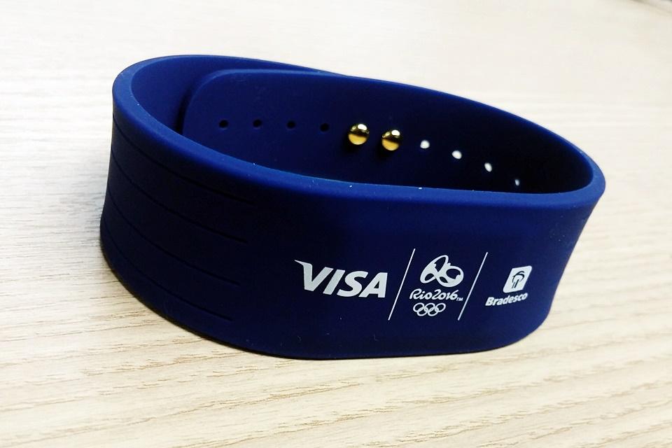 Imagem de Rio 2016: Visa e Bradesco lançam pulseira para pagamentos via NFC no Brasil no tecmundo