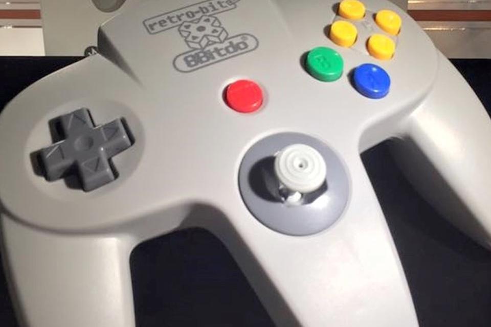 Imagem de Empresa lança controle de Nintendo 64 compatível com PC, Mac, Android e iOS no tecmundo