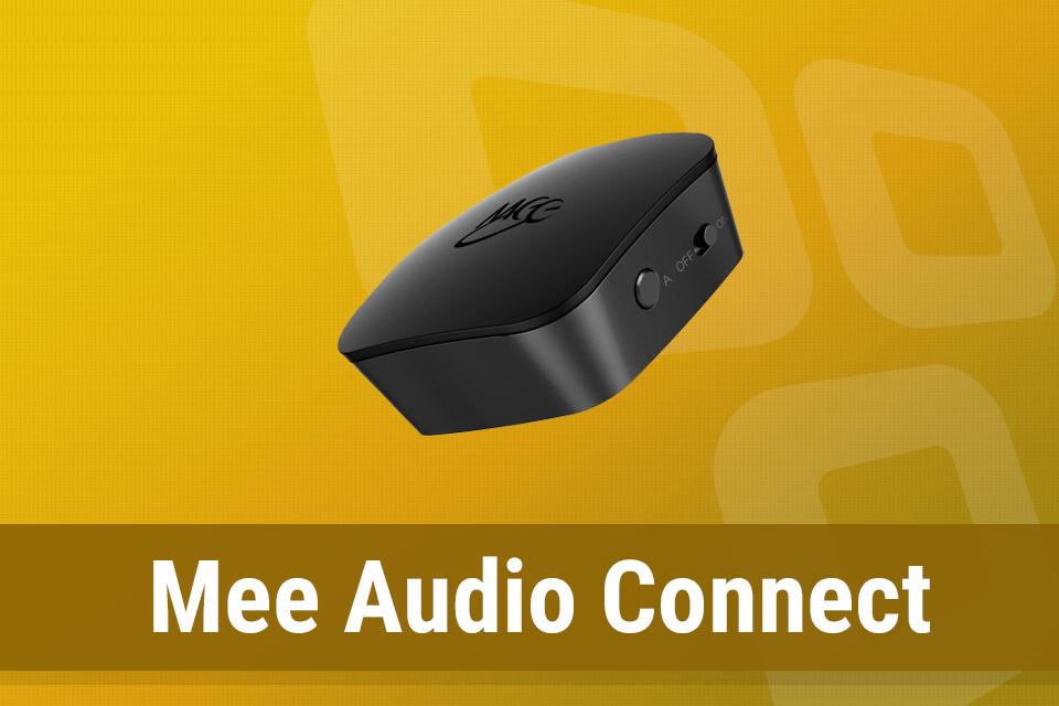 Imagem de Mee Audio Connect: transmissor Bluetooth é uma grande solução de áudio no tecmundo