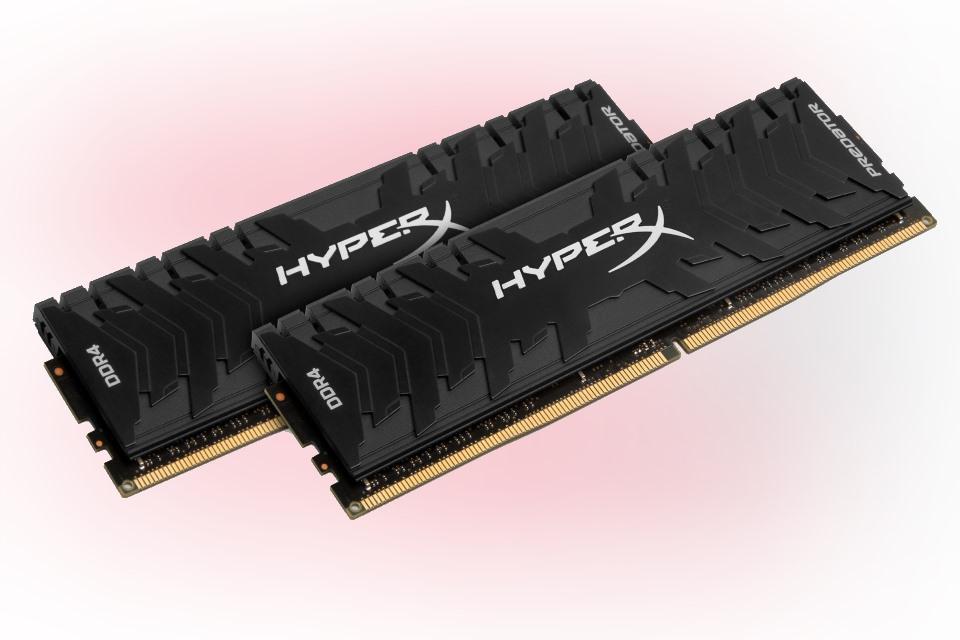 Imagem de HyperX atualiza linha de memórias DDR4 com overclock e maior capacidade no tecmundo