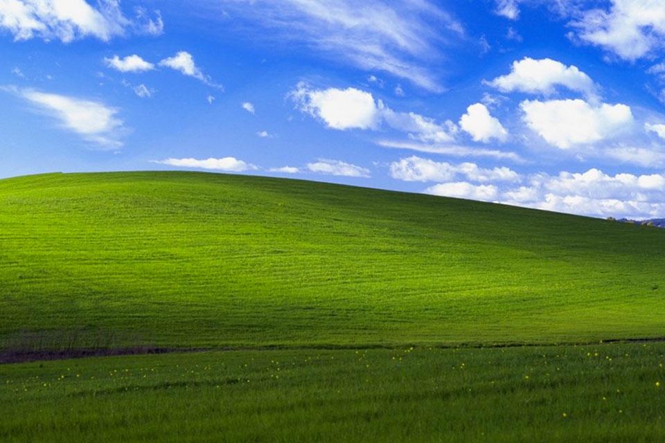 Imagem de Famoso papel de parede do Windows XP completa 20 anos e Microsoft comemora no tecmundo