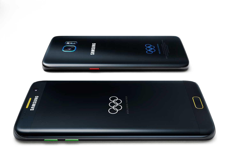 Imagem de Samsung lança edição especial do Galaxy S7 Edge para as Olímpiadas do Rio no tecmundo