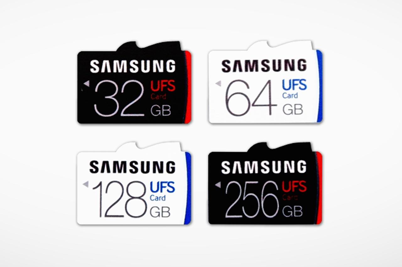 Imagem de Samsung lança primeira linha de cartões de memória UFS do mundo no tecmundo