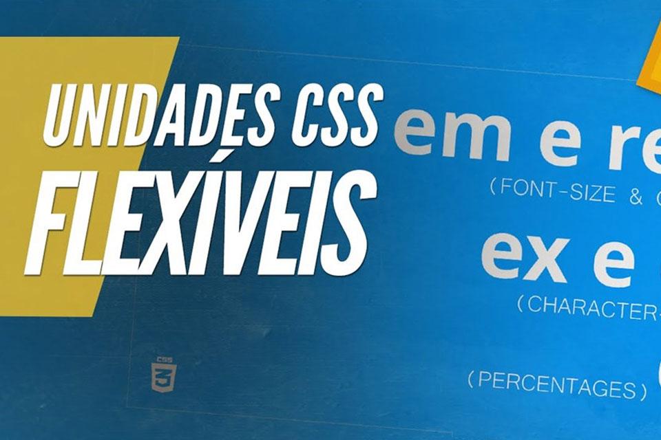 Imagem de Videoaula: aprenda de uma vez por todas a usar as unidades do CSS no tecmundo