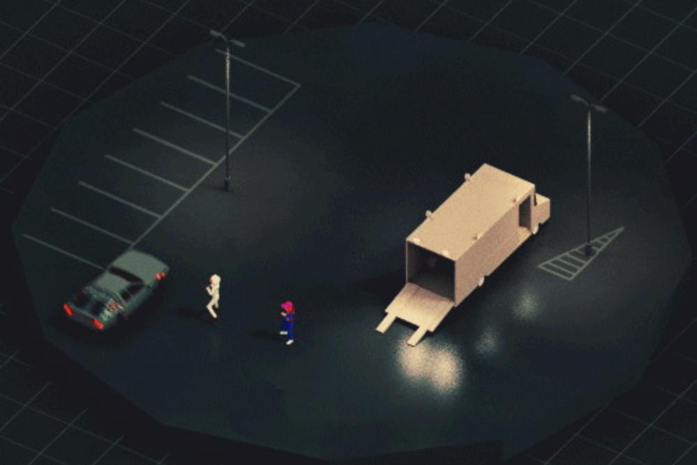 Imagem de Brasileiro cria GIFs de animação que representam cenas clássicas do cinema no tecmundo