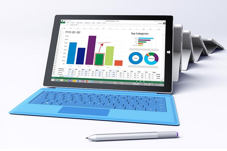 Imagem de Surface Pro 3: fãs relatam problemas de bateria logo ao fim da garantia no tecmundo