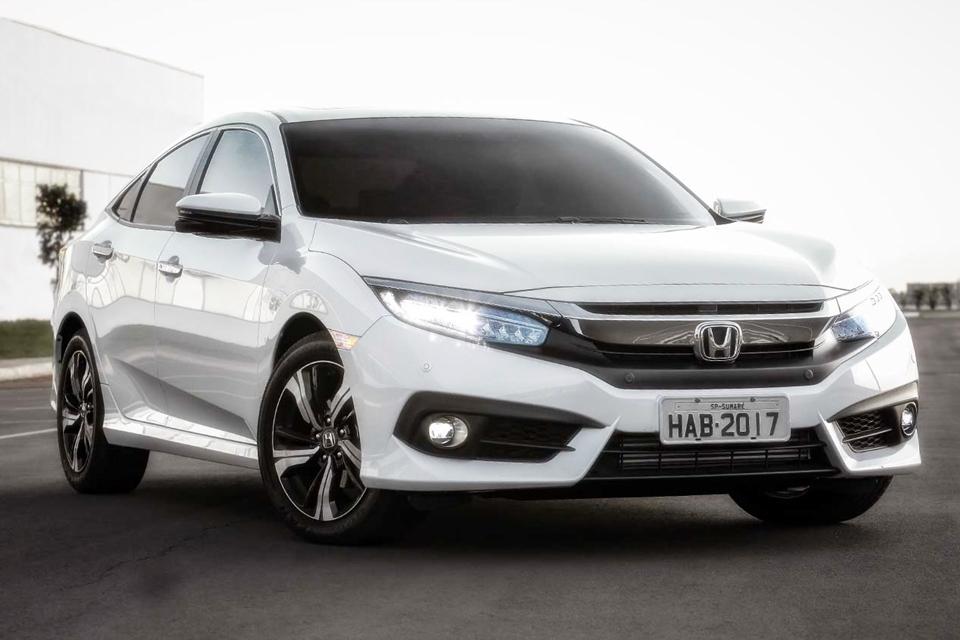 Imagem de Honda Civic 2017 é anunciado no Brasil com preços a partir de R$ 87,9 mil no tecmundo