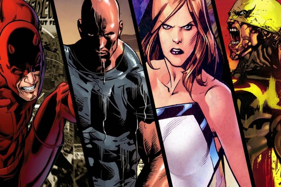 Imagem de Defensores: heróis da Marvel/Netflix se encontram em vídeos da Comic-Con  no tecmundo