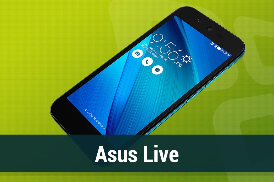 Imagem de Review: smartphone Asus Live no tecmundo