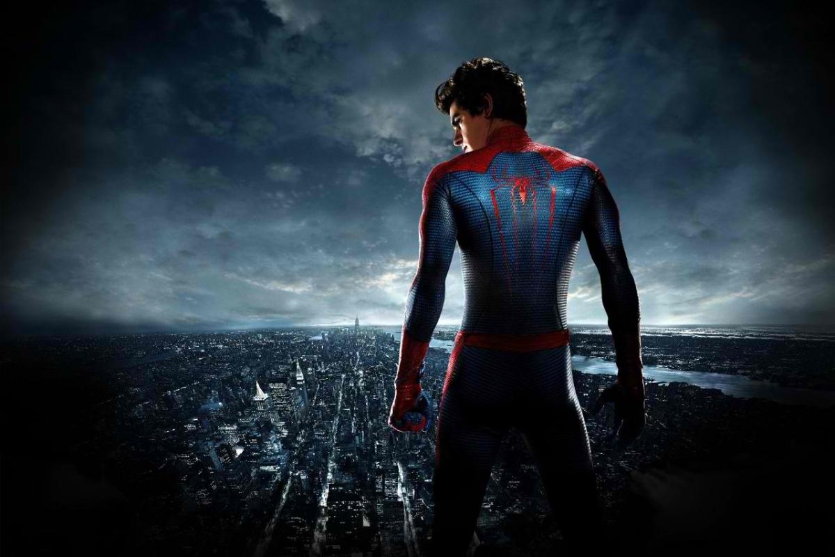 Imagem de Homem-Aranha: sinopse oficial e arte conceitual de luta com o Abutre  no tecmundo