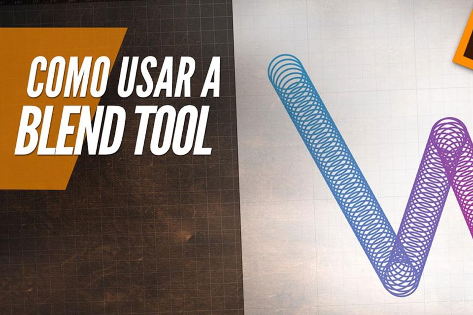 Imagem de Tutorial Illustrador CC: aprenda a usar a ferramenta Blend Tool [vídeo] no tecmundo