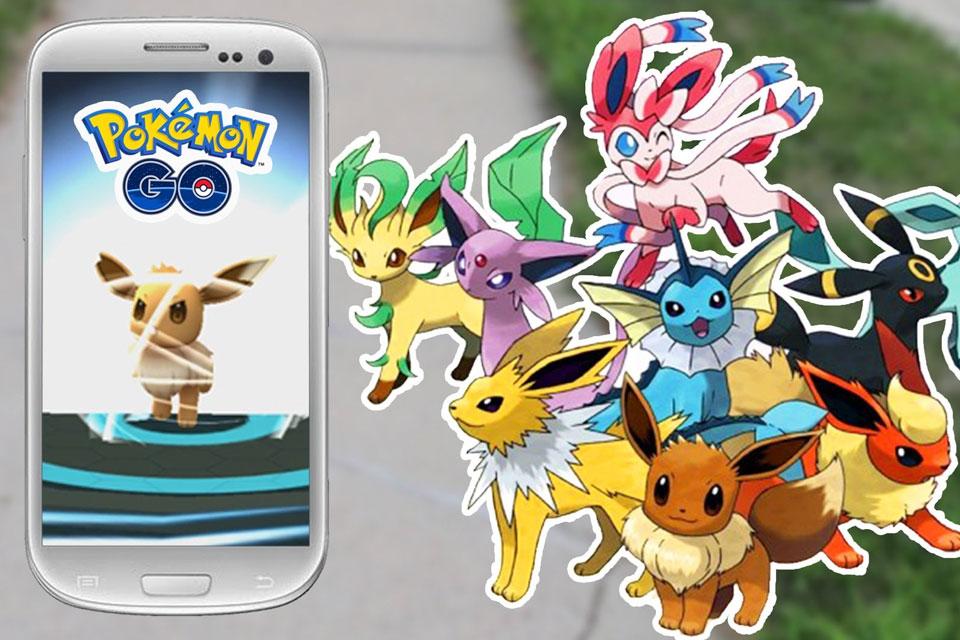 Imagem de Pokémon GO: como conseguir qualquer uma das três evoluções do Eevee no tecmundo
