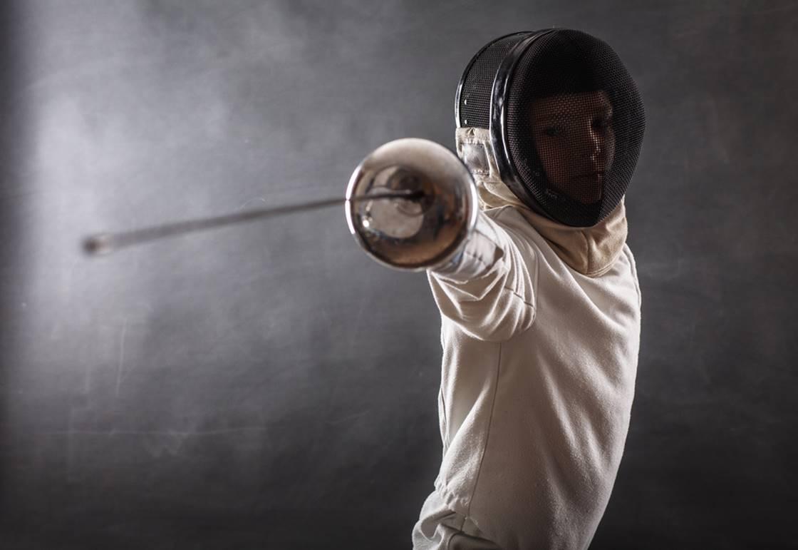 Imagem de Celular de esgrimista francês cai no chão durante disputa das Olimpíadas no tecmundo