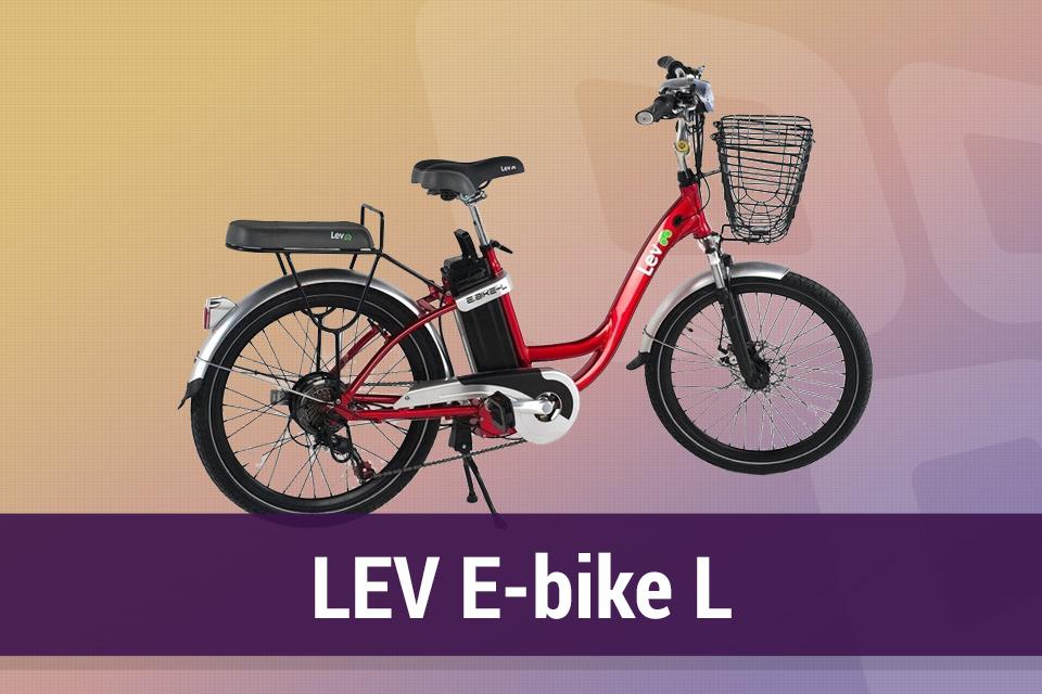 Imagem de Review: bicicleta elétrica LEV E-bike L no tecmundo