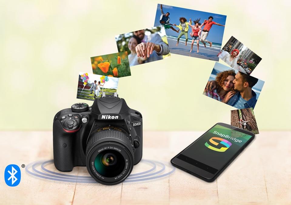 Imagem de Nikon apresenta a D3400, nova câmera profissional de entrada com SnapBridge no tecmundo
