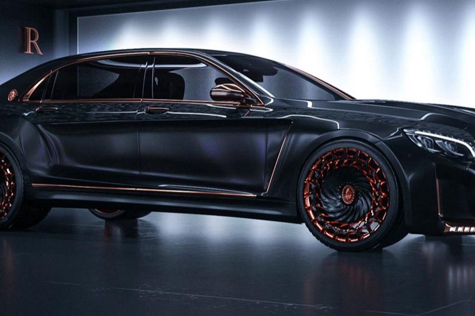 Imagem de Exagero: Mercedes S600 modificada chega a custar R$ 4,8 milhões no tecmundo
