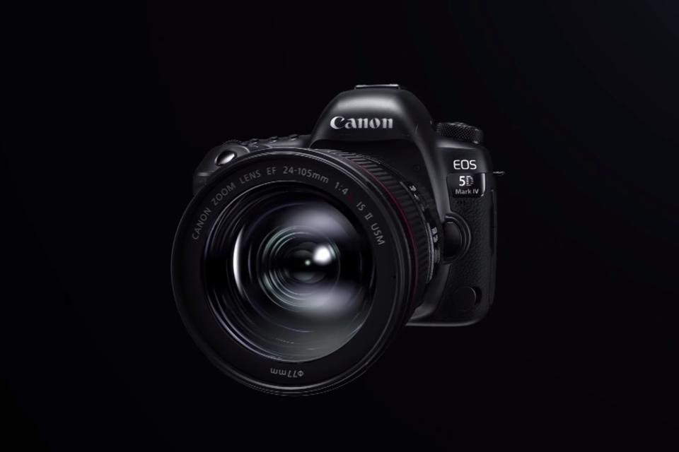 Imagem de Nova câmera DSLR 5D Mark IV da Canon tem vídeo em 4K e WiFi embutido no tecmundo