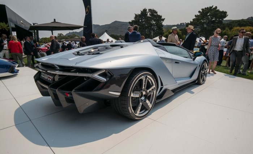 206797032c2 Lamborghini Centenario Roadster nem lançou e já está esgotada - TecMundo