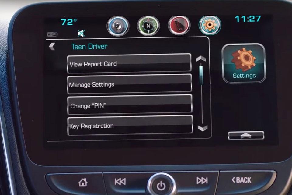 Imagem de Carros da Chevrolet permite que pais monitorem filhos recém-habilitados no tecmundo