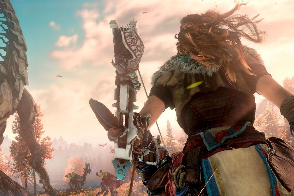 Imagem de BGS 2016: Horizon prova que pode ser um dos melhores exclusivos do PS4 no tecmundo