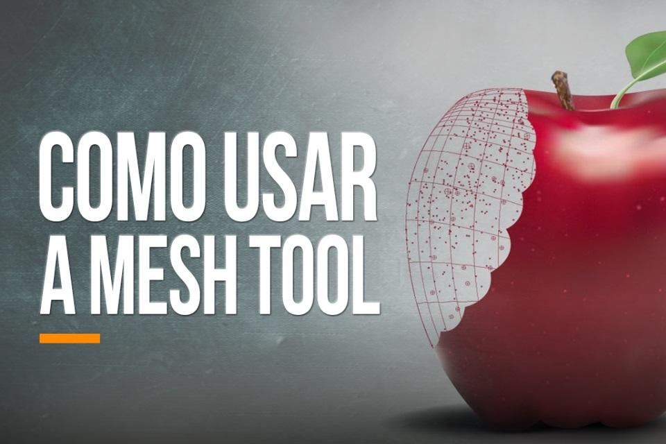 Imagem de Tutorial Illustrator CC: aprenda a usar a ferramenta Mesh Tool [vídeo] no tecmundo