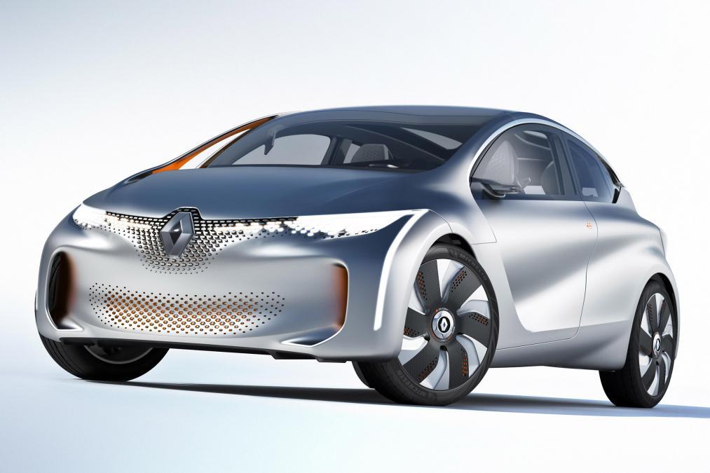 Imagem de Renault EOLAB pode ser o Clio de amanhã no tecmundo
