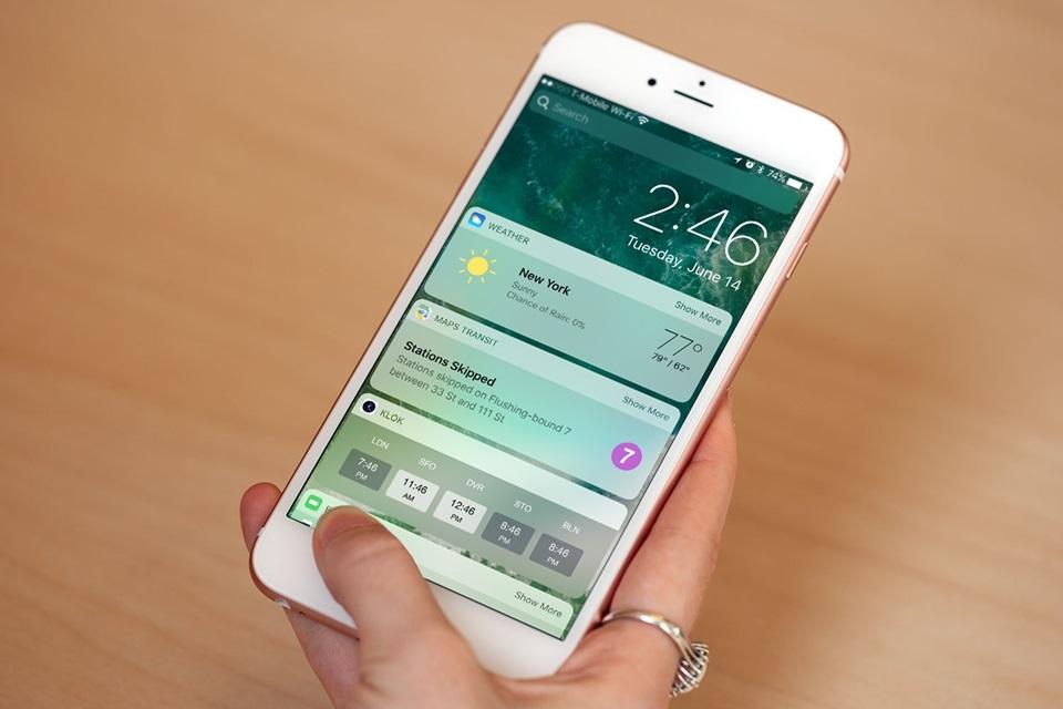Imagem de Será que o iOS 10 vai piorar o desempenho do seu iPhone 5? no tecmundo