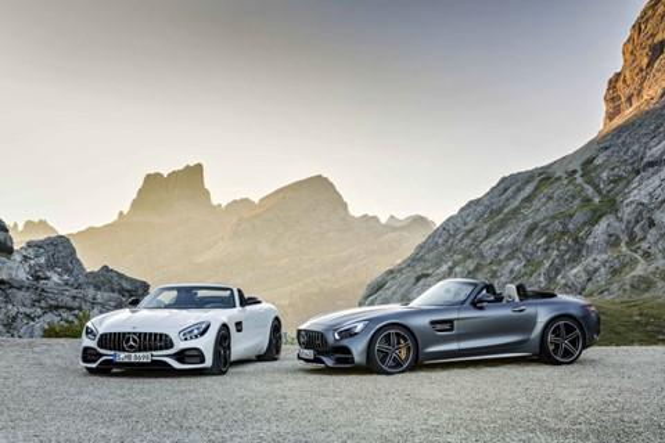 Imagem de Ferocidade e cabelos ao vento: Mercedes lança a AMG GT Roadster no tecmundo
