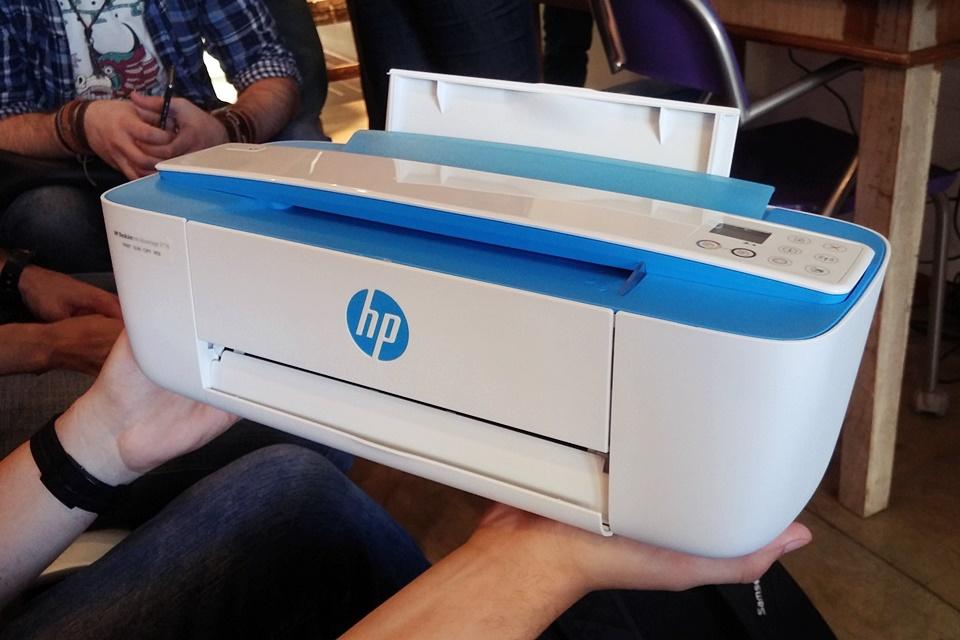 Imagem de HP DeskJet 3776: menor multifuncional jato de tinta do mundo chega ao país no tecmundo
