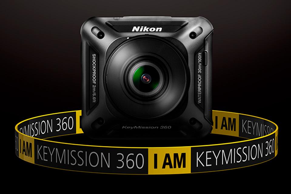 Imagem de Nikon apresenta suas concorrentes para as GoPro, incluindo a KeyMission 360 no tecmundo
