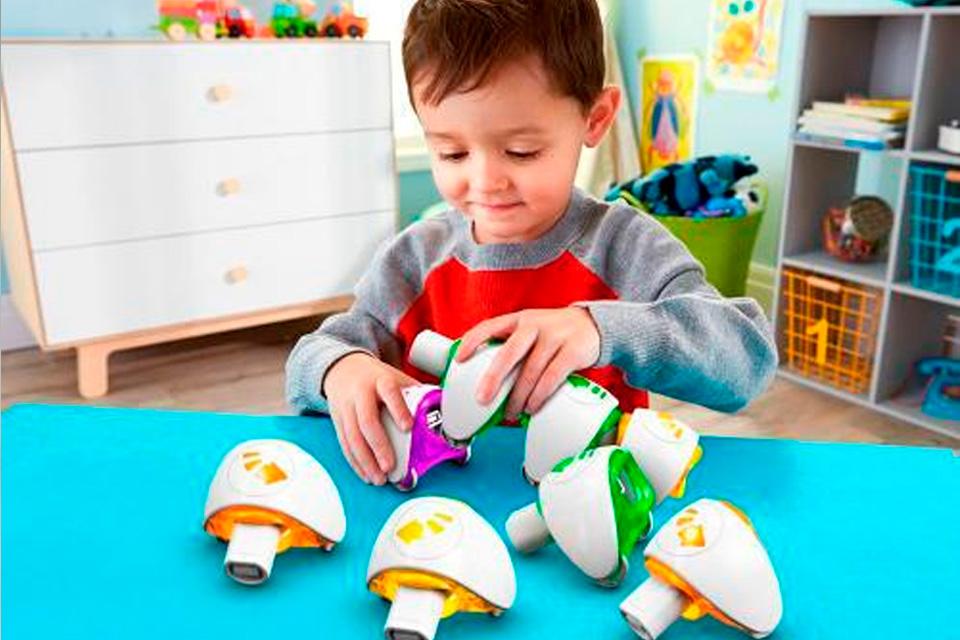 Imagem de CodiPeia Fisher-Price: brinquedo ensina lógica e 'programação' a crianças no tecmundo