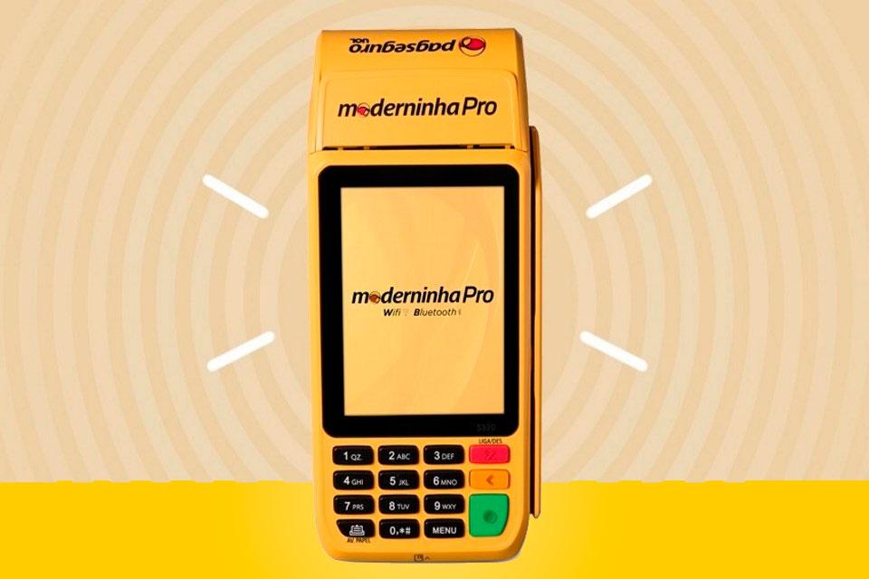 Imagem de PagSeguro lança a nova Moderninha Pro com design repaginado no tecmundo